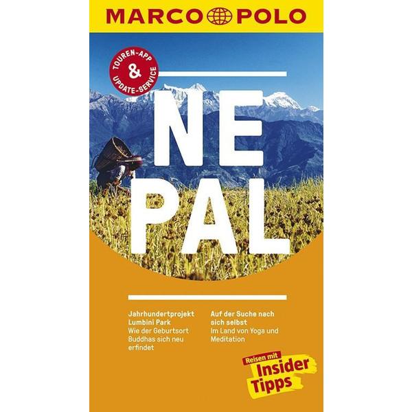 MARCO POLO Reiseführer Nepal - Reiseführer