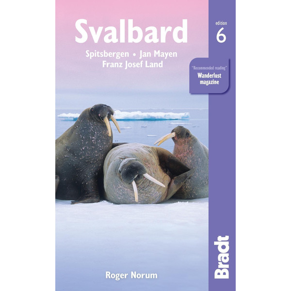 BRADT SVALBARD (SPITSBERGEN) - Reiseführer