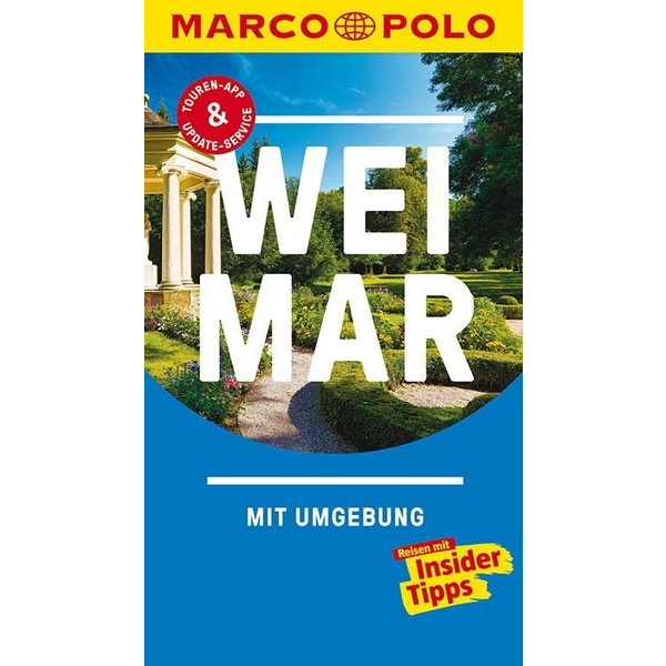 MARCO POLO Reiseführer Weimar - Reiseführer