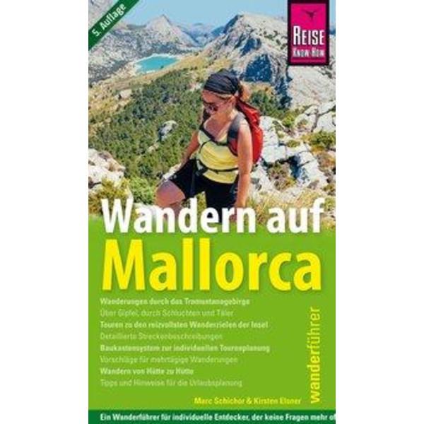 Wandern auf Mallorca - Wanderführer