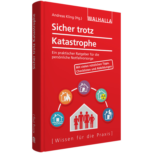 SICHER TROTZ KATASTROPHE - Survival Guide