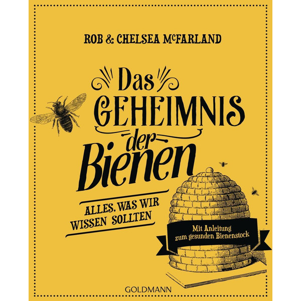 Das Geheimnis der Bienen - Sachbuch