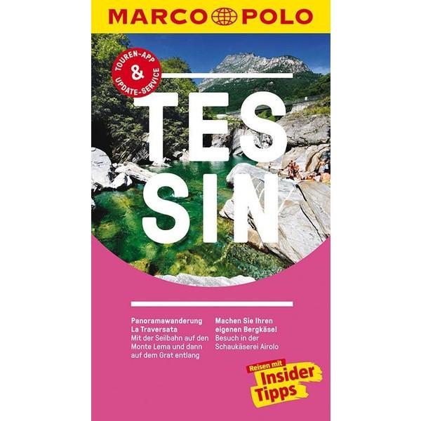 MARCO POLO Reiseführer Tessin - Reiseführer