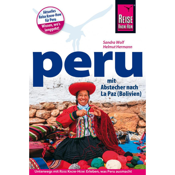 RKH PERU - Reiseführer