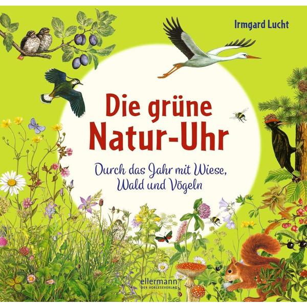 Die grüne Natur-Uhr - Sachbuch
