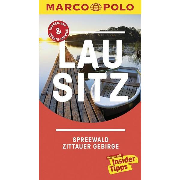 MARCO POLO Reiseführer Lausitz, Spreewald, Zittauer Gebirge - Reiseführer