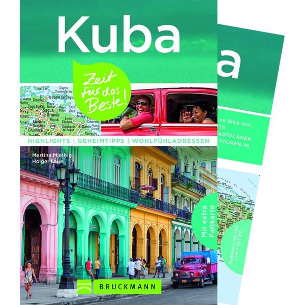 Kuba - Zeit für das Beste - Reiseführer