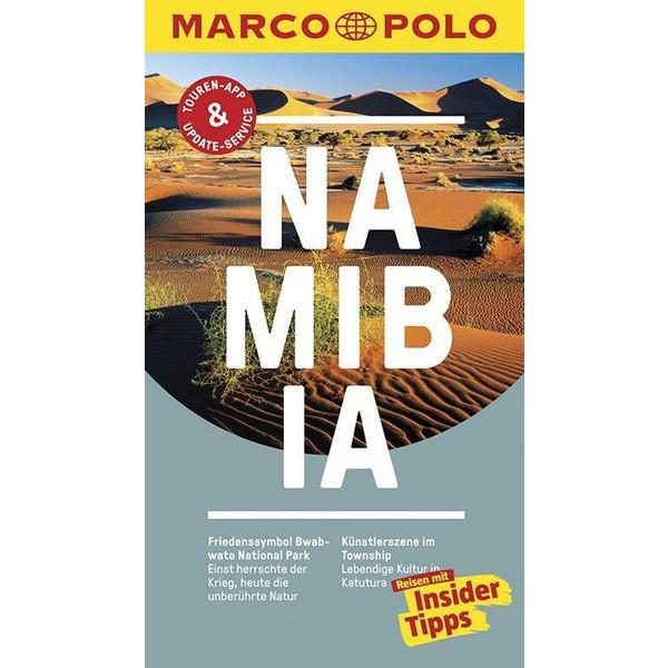 MARCO POLO Reiseführer Namibia - Reiseführer