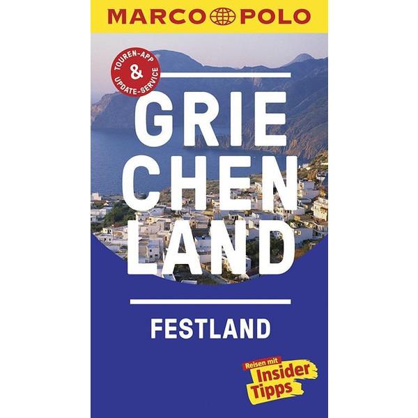 MARCO POLO Reiseführer Griechenland Festland - Reiseführer