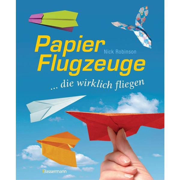 Papierflugzeuge - Kinderbuch