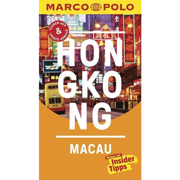 MARCO POLO Reiseführer Hongkong, Macau - Reiseführer