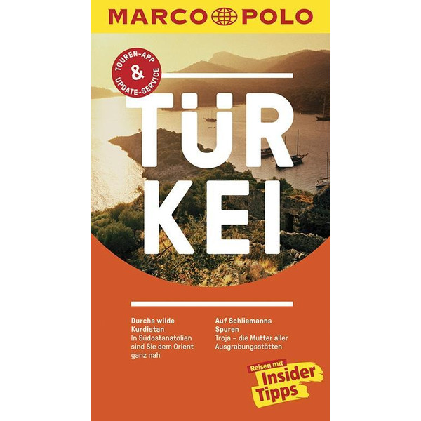 MARCO POLO Reiseführer Türkei - Reiseführer