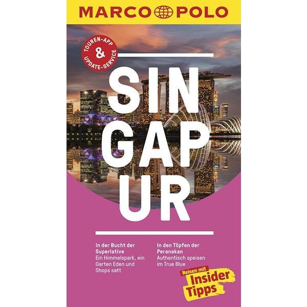 MARCO POLO Reiseführer Singapur - Reiseführer