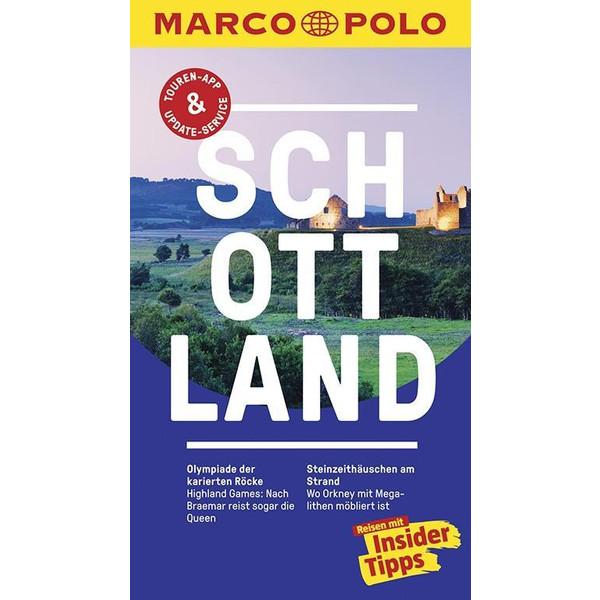 MARCO POLO Reiseführer Schottland - Reiseführer