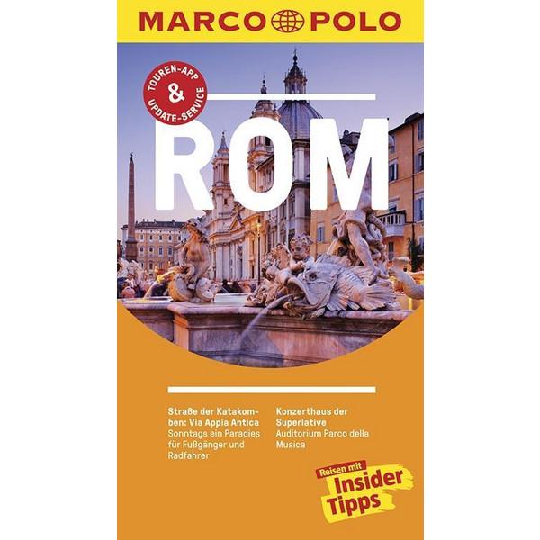 MARCO POLO Reiseführer Rom - Reiseführer