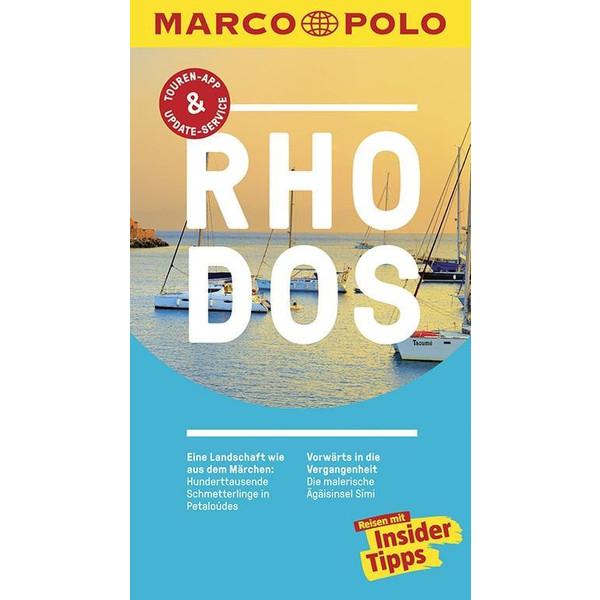 MARCO POLO Reiseführer Rhodos - Reiseführer