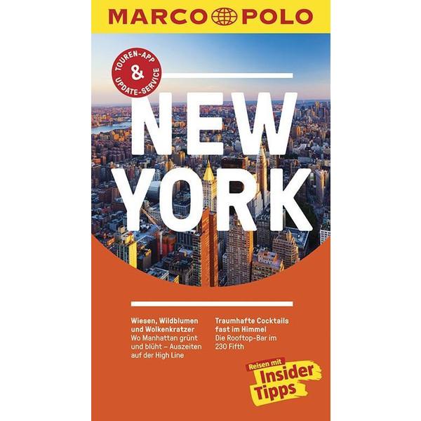 MARCO POLO Reiseführer New York - Reiseführer
