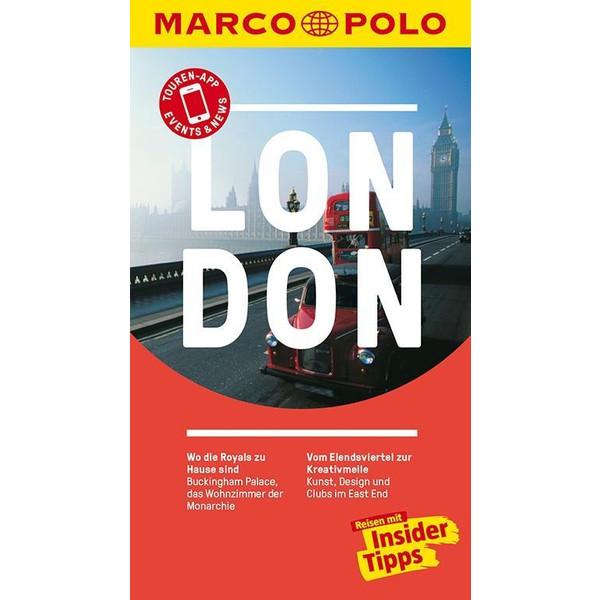 MARCO POLO Reiseführer London - Reiseführer