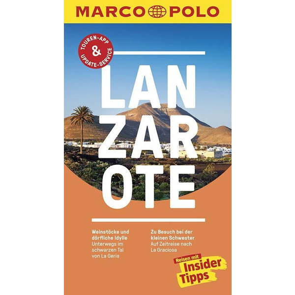 MARCO POLO Reiseführer Lanzarote - Reiseführer