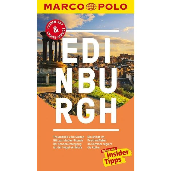 MARCO POLO Reiseführer Edinburgh - Reiseführer