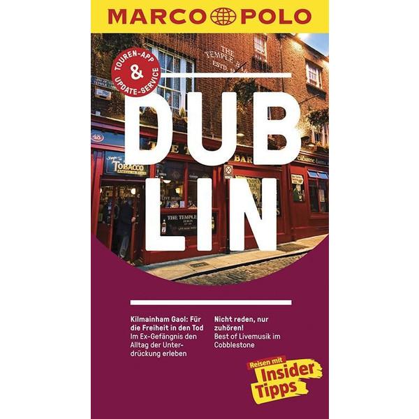 MARCO POLO Reiseführer Dublin - Reiseführer