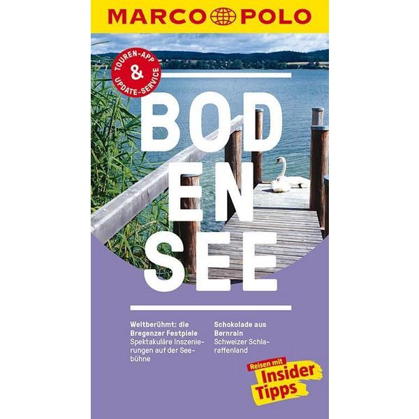 MARCO POLO Reiseführer Bodensee - Reiseführer