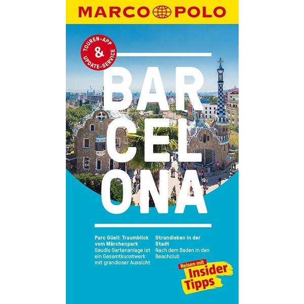 MARCO POLO Reiseführer Barcelona - Reiseführer