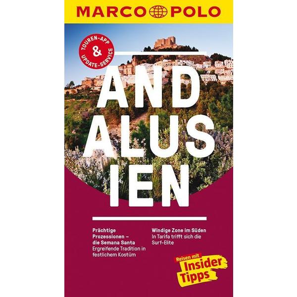 MARCO POLO Reiseführer Andalusien - Reiseführer
