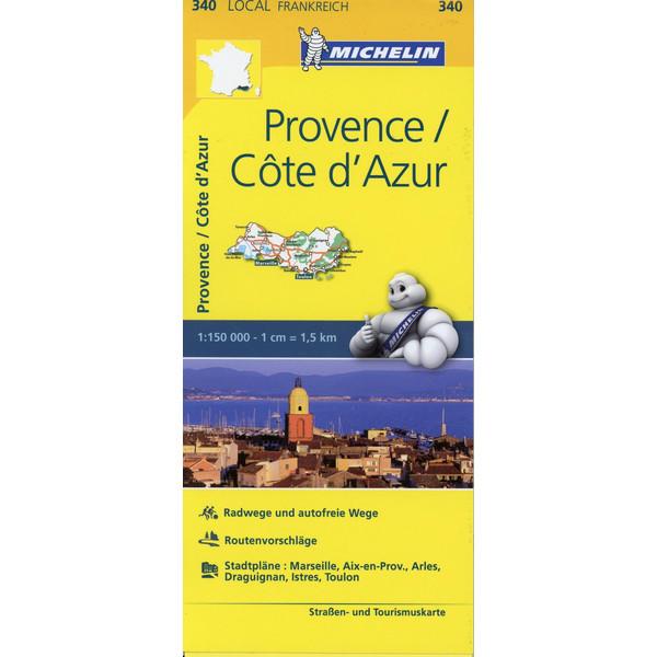 Michelin Provence - Cote d'Azur