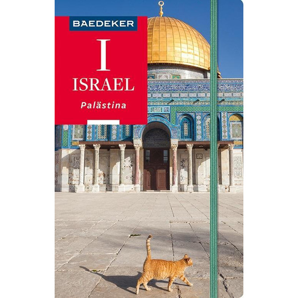 Baedeker Reiseführer Israel, Palästina - Reiseführer