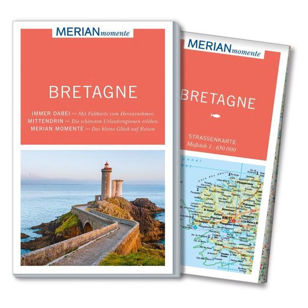 MERIAN momente Reiseführer Bretagne - Reiseführer