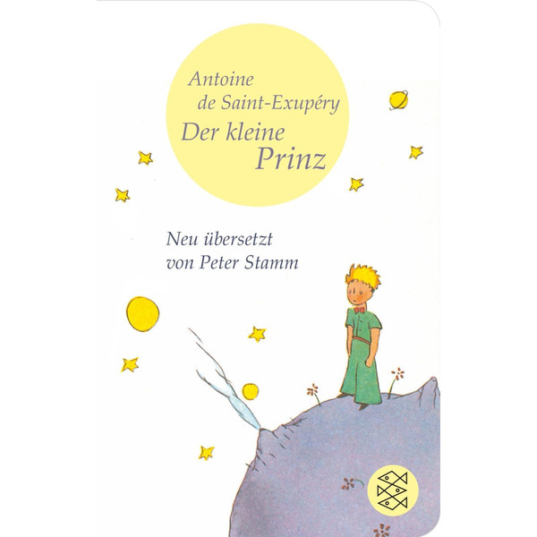 Der kleine Prinz - Roman