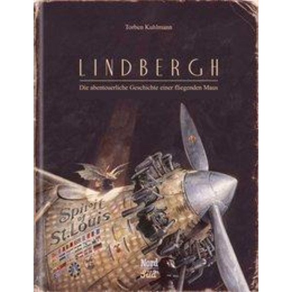 Lindbergh - Kinderbuch