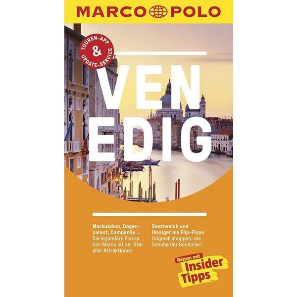 MARCO POLO Reiseführer Venedig - Reiseführer