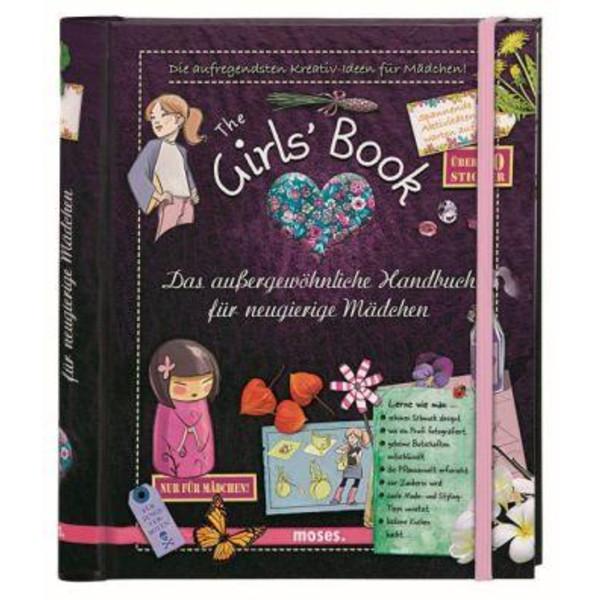 THE GIRLS'  BOOK Kinder - Kinderbuch
