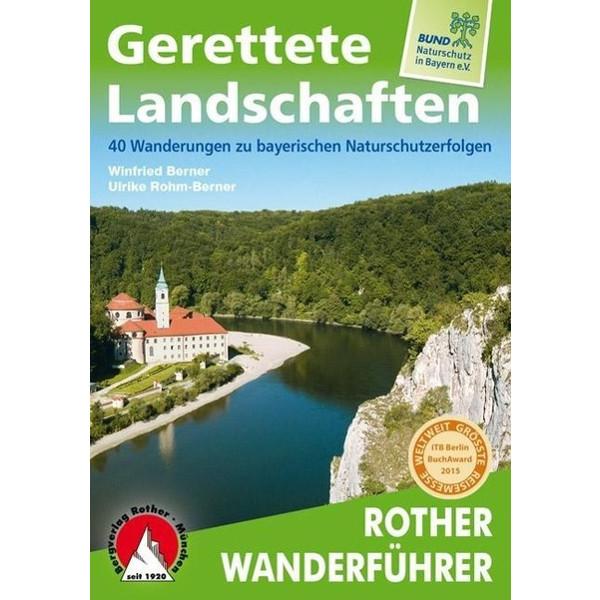 Gerettete Landschaften - Wanderführer