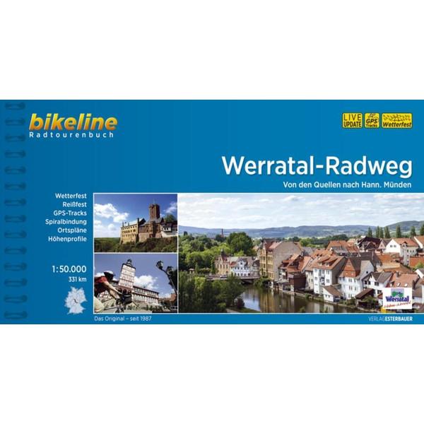 Bikeline Werratal-Radweg - Radwanderführer