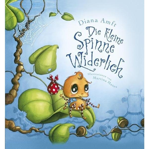Die kleine Spinne Widerlich - Kinderbuch