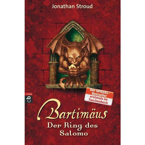 BARTIMÄUS 04 - DER RING DES SALOMO - Kinderbuch