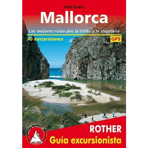 Mallorca (spanische Ausgabe) - Wanderführer