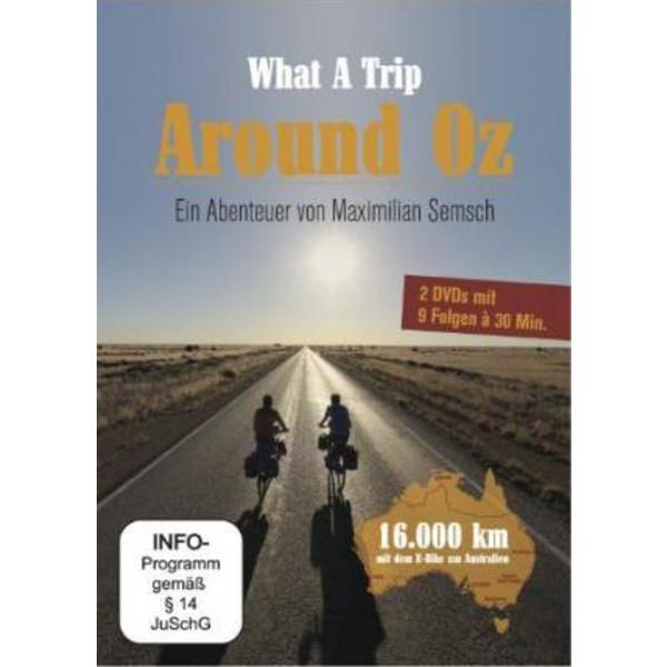 WHAT A TRIP - AROUND OZ - DVD