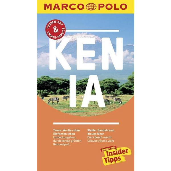 MARCO POLO Reiseführer Kenia - Reiseführer