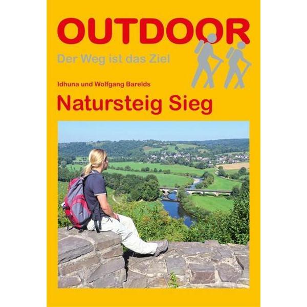 NATURSTEIG SIEG - Wanderführer