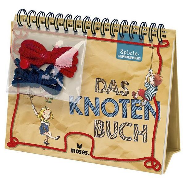 DAS KNOTENBUCH FÜR KINDER - Kinderbuch