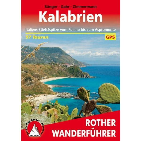 Kalabrien - Wanderführer