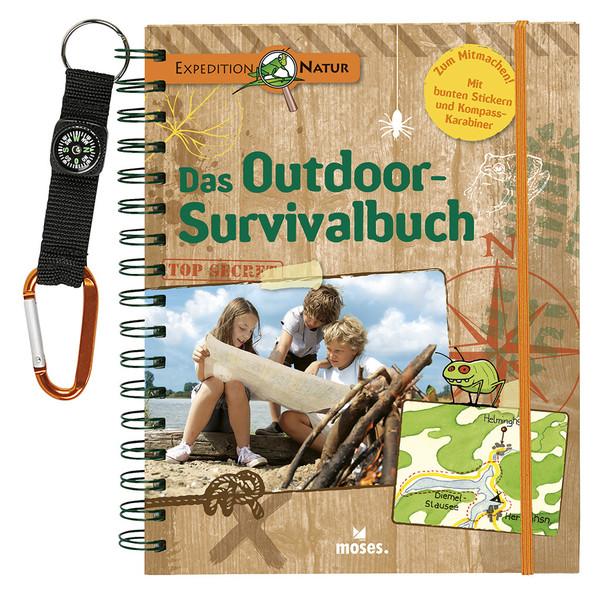 DAS OUTDOOR-SURVIVALBUCH Kinder - Kinderbuch