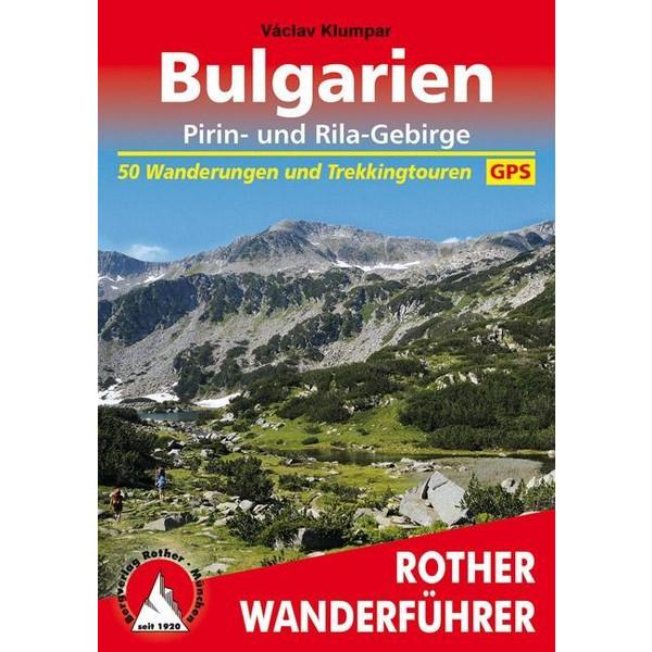 Bulgarien - Pirin- und Rila-Gebirge - Wanderführer