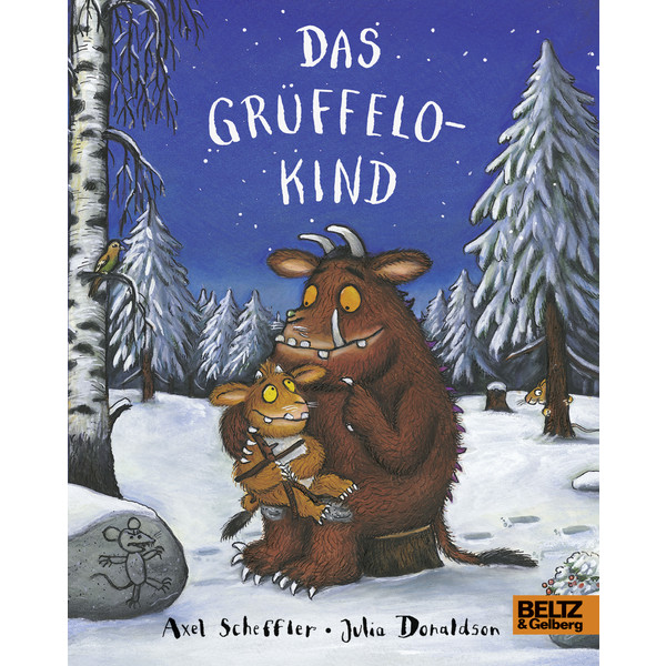DAS GRÜFFELOKIND Kinder - Kinderbuch