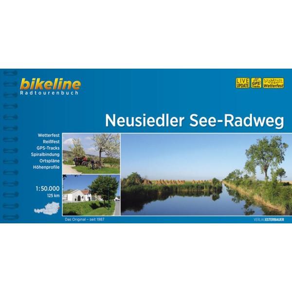 Bikeline Neusiedler See-Radweg - Radwanderführer