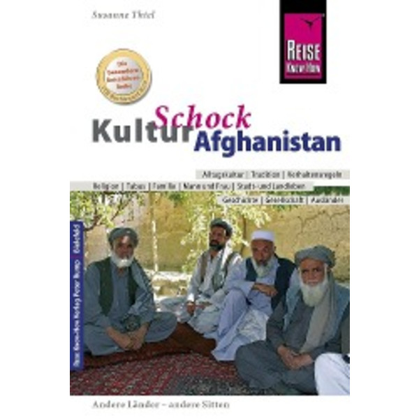 Reise Know-How KulturSchock Afghanistan - Reiseführer